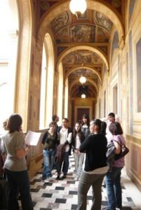 visite commentée aux Beaux-Arts